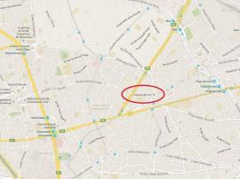 Zona Mosilor 75mp vitrina 7 m pret 2000 euro luna