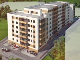 Apartament 3 camere Tip 6A1 Dristor