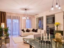 Apartament 3 camere Bloc Nou,Moll Vitan
