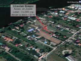 Teren de 1800 mp intravilan Snagov- Vila 23 Pret Promotio...