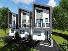 Apartament 4 camere in vila, Cug, gradina proprie si scara i