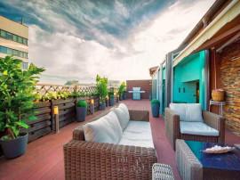 Penthouse 3 camere cu terasa de 45 mp Calea Calarasilor