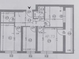 Apartament 3 camere Decomandat - zona Militari Residence