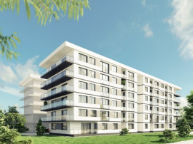 Apartament 2 camere maMaia Nord pe malul Marii 49 mp