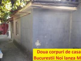 Doua corpuri de casa in Bucurestii Noi langa Metrou