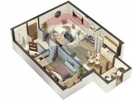 Apartament 2 camere   Zona de Vest   Direct Dezvoltator