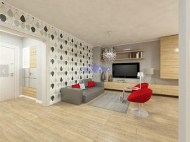 Ap 2 camere, bloc nou LUX, bulevard, zona Copou
