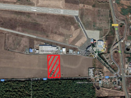 Teren 3.3 ha. langa Aeroport - 16337