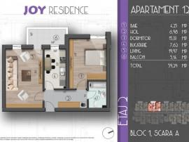 Apartament 2 camere Dimitrie Leonida