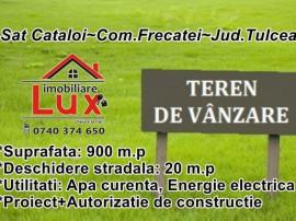 ID INTERN 7183: Teren intravilan *Sat Cataloi