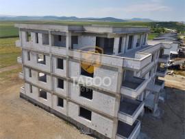 Ansamblu rezidential apartamente cu 2,3,4 camere de in Sebe