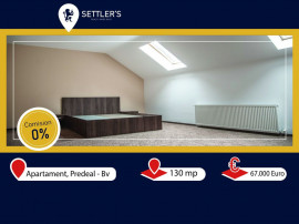 Apartament 4 camere nou in Predal Cioplea