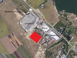 Teren Constanta zona Carrefour cu proiect cod vt 116