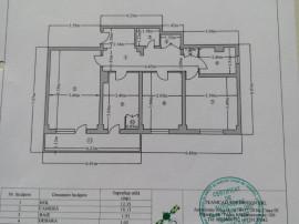 Apartament 3 camere Enachita Vacarescu 76mp util total et.4