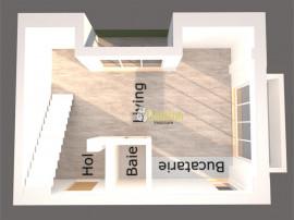 2 Camere, Loft, Semidecomandat, Semicentral, Parcare, Bloc N