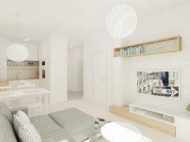 Apartament lux 2 camere si curte proprie la metrou-BERCENI