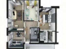 Apartament 3 camere nou in Grandis Residence - Cod 2646