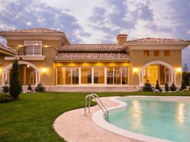 Vila superba in stil mediteranean, zona Pipera - Tunari
