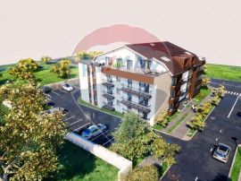 Bloc tip vila-Apartament 2 camere decomandat în zona Tra...