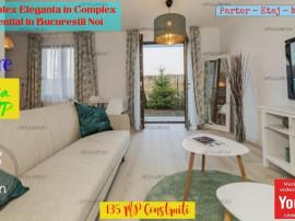 Casa Duplex Eleganta in Complex Rezidential in Bucurestii No