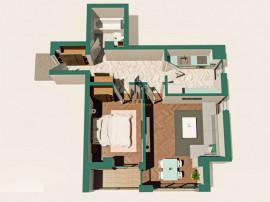 Copou - Apartament 2 camere / Cel mai nou proiect / pisci...