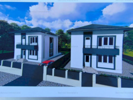 FARA COMISIOANE casa cu 4 camere P+1 model Mediteranian LA C