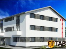 Apartament 3 camere 77 mp totali comision 0% in Sibiu