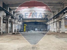 Hala industriala de 1,700mp de închiriat