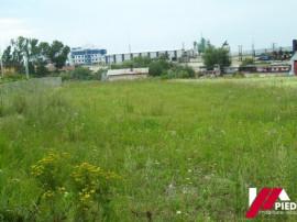 Teren situat Sos.Alba-Iulia langa benzinaria Lukoil 3000 mp