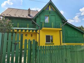 Vila in Breaza D+P+E,5 camere,2 bai,2 garaje,teren 800m