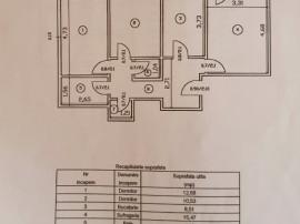 Tatarasi, explanada Oancea, apartament cu 3 camere
