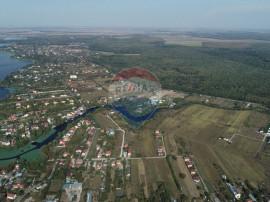 Teren 4858 mp Ghermanesti zona canal Lac Snagov
