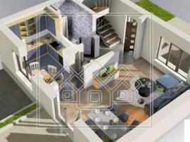 Casa (duplex) - pivnita si curte - pret avantajos