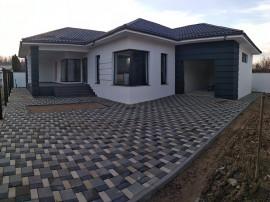 Casa noua pe parter , teren 400 mp, Stefanesti