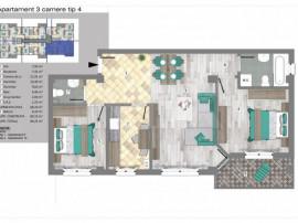 Apartamente 3 camere in Trivale Park | 3C4
