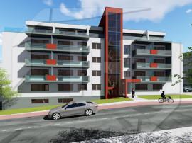 Apartament cu 2 camere, terasa, in zona Petrom