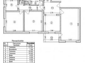 Apartament 3 camere, decomandat, 68mp langa Metrou C-tin ...