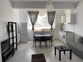Apartament mobilat 2 cam Militari Residence