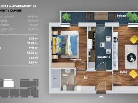 Apartament 2 camere la super pret Metalurgiei