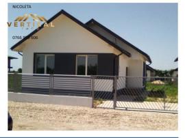 Casa-str Campului-comuna Berceni-3 camere-307 mp curte-P+M