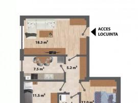 3 camere D-CUG-Hotel Capitol-direct dezvoltator-COMISION 0%