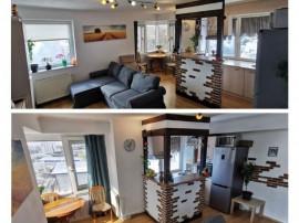 3 camere Garii, decomandat, confort I, renovat, 77.000€
