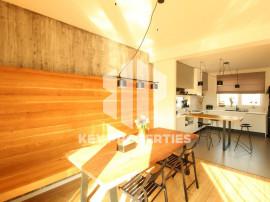 Ecovillas - design nordic, mobilata si utilata. Curte mare.