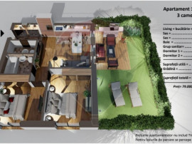 Apartamente nou construite pe sos. Alba Iulia