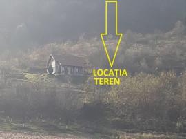 979mp teren Leșnic loc de casă sau cabană