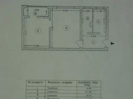 Tomis Nord,apartament 2 camere, 41mp, etaj 2 (cod6002)