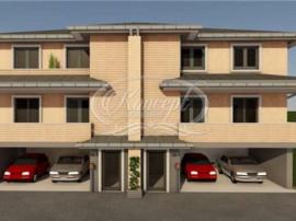 Duplexuri cu garaj, langa padure, zona Parcului Poligon
