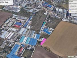 Teren industrial zona Viscofil - Popesti-Leordeni 1000mp