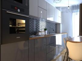 Apartament 3 camere, etaj intermediar, Pacurari-Kaufland