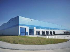Olympian Park Timisoara, hale industriale, 4.500 - 12.450 mp
